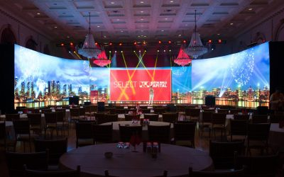 LED VIDEO WALLS – AN EVENT PLANNERS DREAM